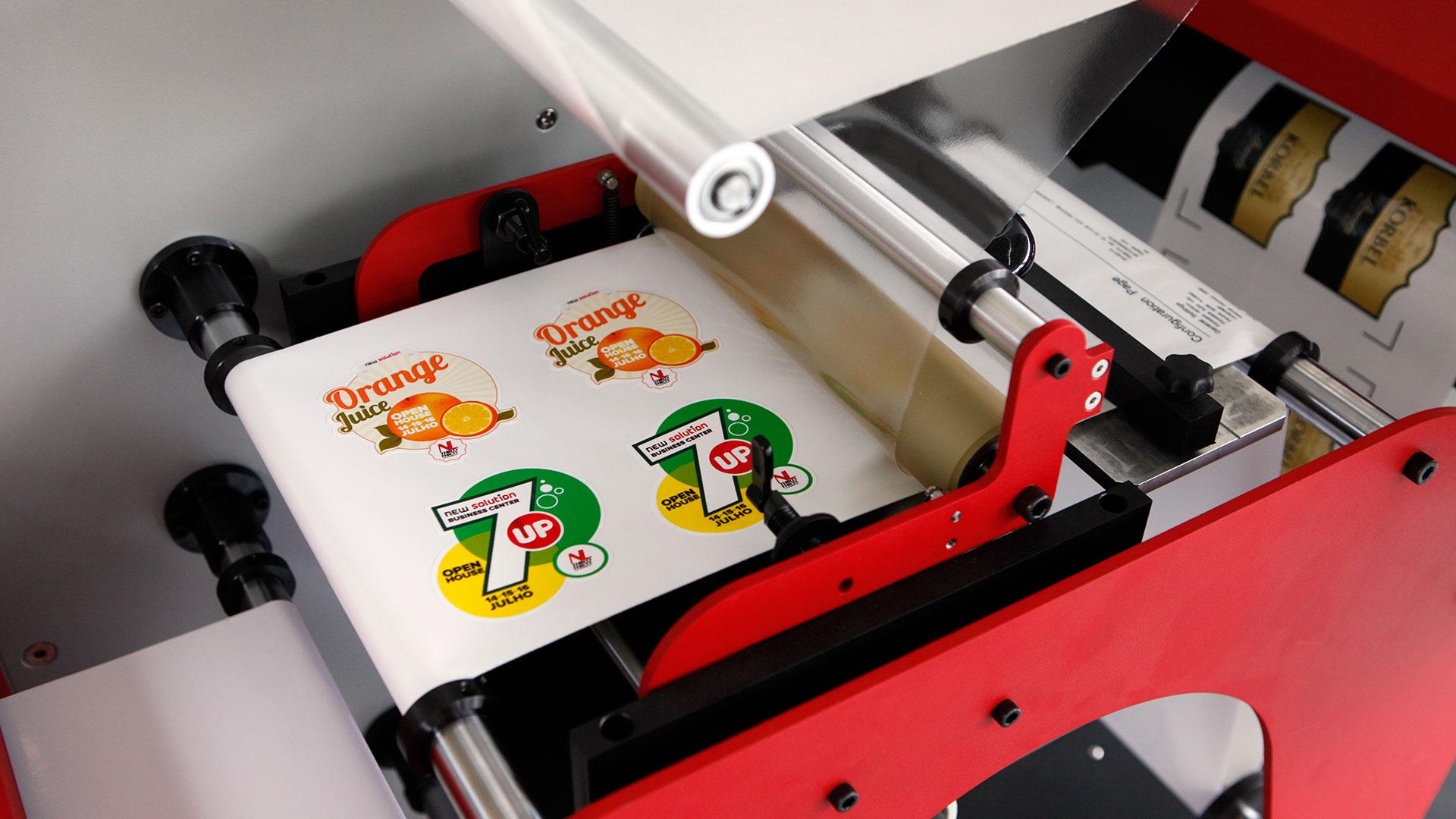 Machine Etiquette : New Label